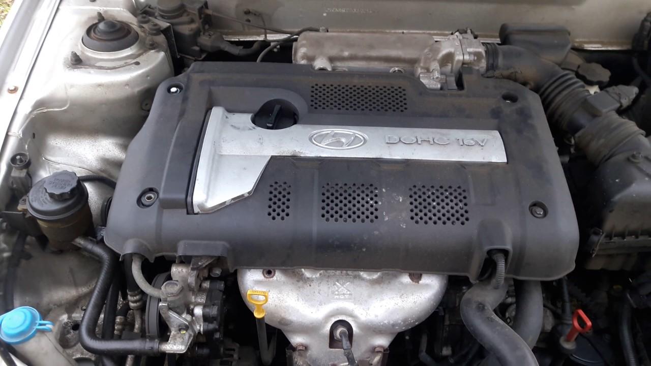 2006 elantra engine