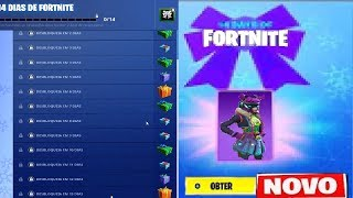 * LEAKED * The new free items of the 14 day event, Fortnite! How to get... A. Ggalistar