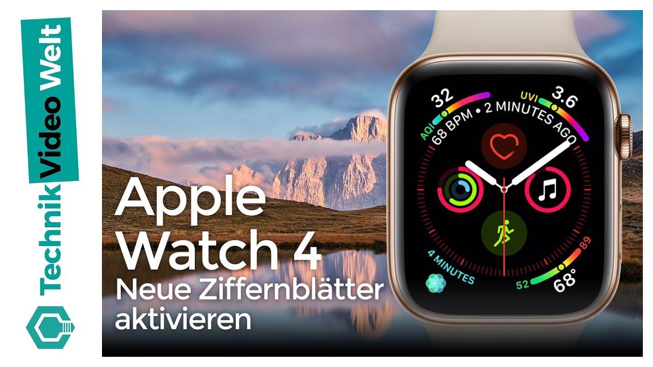 Apple Watch Ziffernblätter