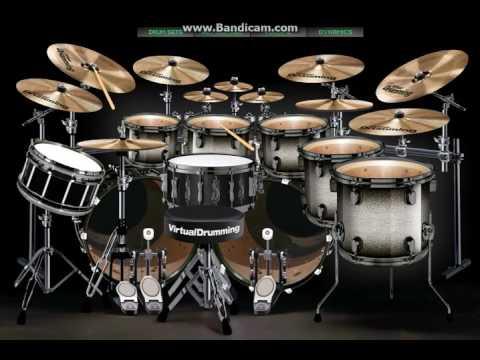 Slipknot Black Heart Virtual Drumming