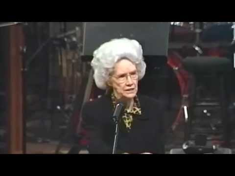"""It's Just A Little While…   But After This"" Vesta Mangun BOTT 1998"