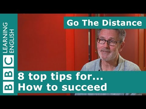 Academic Insights – #8  top tips on... how to succeed