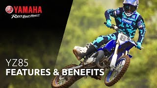 2019 Yamaha YZ85 Features & Benefits