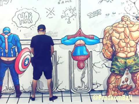 Bali Interactive Art Museum - I Am Bali