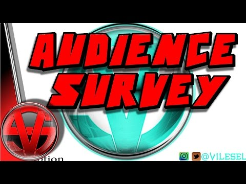 Channel Audience Survey - Please Take a Few Minutes to Answer Some Questions