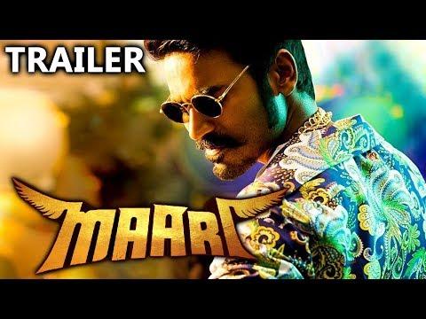 Maari (Maari 2) Official Hindi Dubbed Trailer | Dhanush, Sai Pallavi, Krishna Kulasekaran