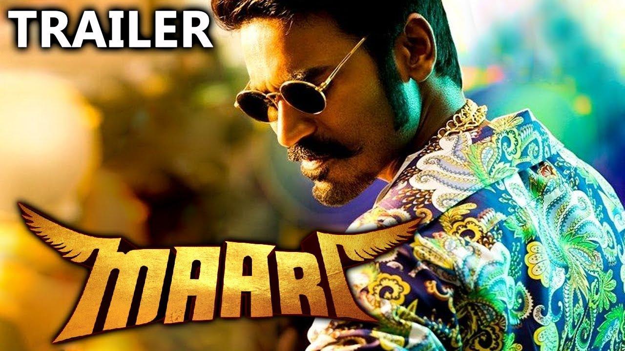 Download Maari (Maari 2) Official Hindi Dubbed Trailer | Dhanush, Sai Pallavi, Krishna Kulasekaran