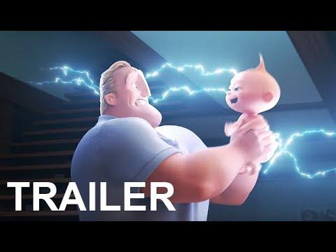 Los Increíbles 2 - Teaser Trailer Subtitulado 2018