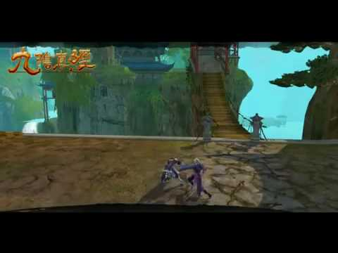 MMORPG Age of Wulin  GamePlay