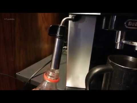 How To Descale a cleaning Delonghi Magnifica Coffee Machine