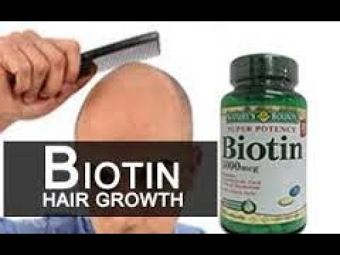 BIOTIN for hairloss & other related questions[review] | healthy U
