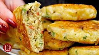 Такая Вкуснятина  СЪЕДАЕТСЯ ЗА ОДИН МИГ 🍴 Рецепты Украинской Кухни