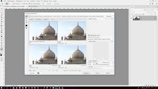 Оптимизация изображений для сайта в Photoshop CC 2018