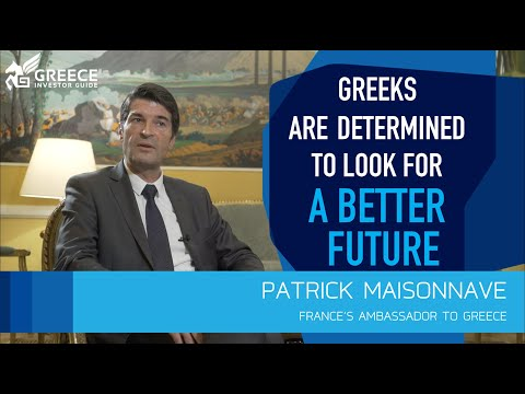 Patrick Maisonnave, France's Ambassador to Greece - Greece Investor Guide (3)
