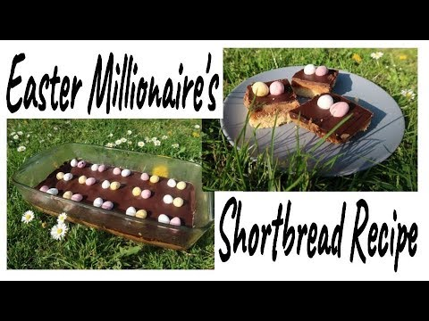 Easter Millionaire's Shortbread Recipe