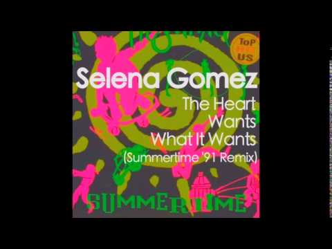 Selena Gomez - The Heart Want What It Wants (Summertime '91 Remix) @InitialTalk
