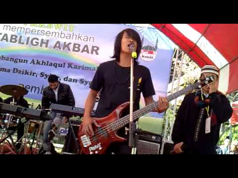 Ungu - Shalawat Nabi Cover with Plester Band