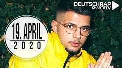 TOP 20 Deutschrap CHARTS | 19. April 2020
