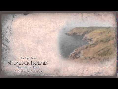 サウンド・ミステリー シャーロック・ホームズ 「 悪魔の足」