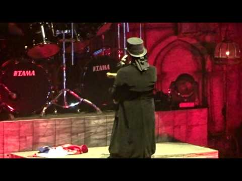 KING DIAMOND - Melissa - Chile 29 Oct 2017
