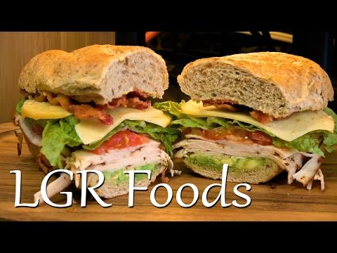 LGRwich №1 - Cajun Turkey, Bacon, Gouda, Avocado