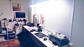 DIY: Столешница из подоконника. Стильно.Красиво.Удобно.(Всем привет:) Сегодня я расскажу, как я сделал столешницу из подоконника. Это решение подходит идеально..., 2014-06-25T21:05:24.000Z)