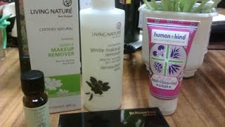 Покупки с магазина feelunique (Living Nature, Human+Kind, Dr. Hauschka, Balm Balm ). Thumbnail