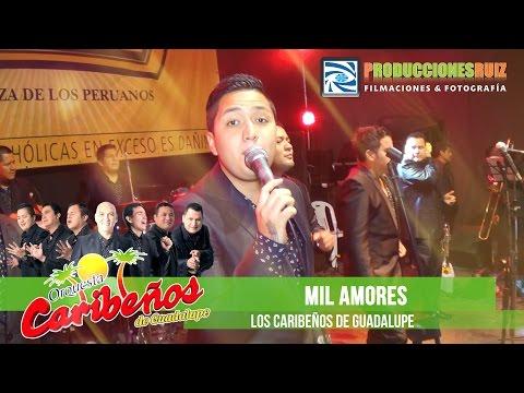 Mil Amores - Orquesta Caribeños de Guadalupe