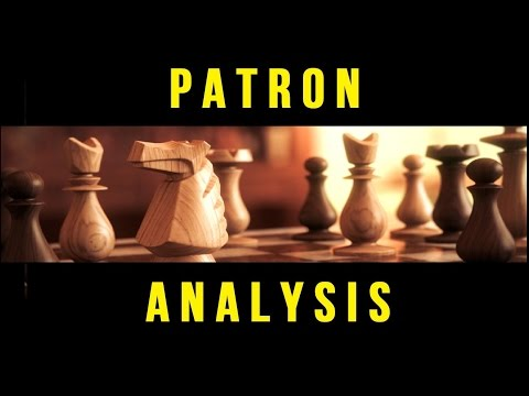 Patron Analysis 1 - Darth Facetious (positional nuances in the opening)
