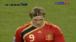 Fernando Torres vs Turkey (28/03/2009)