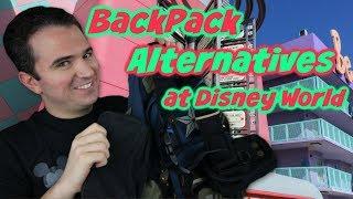 Backpack Alternatives at Walt Disney World