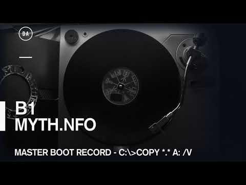 Master Boot Record - MYTH.NFO