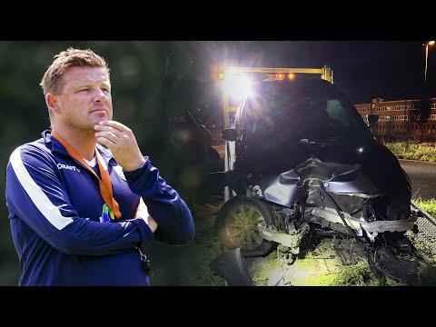 Geëmotioneerde PEC-trainer John Stegeman trekt boetekleed aan | RTV Oost