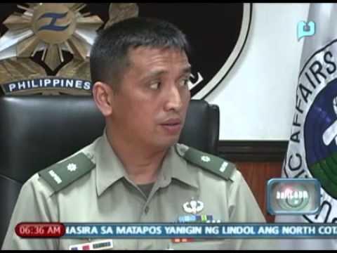 Half Mast sa bandila ng bansa, bilang pagbibigay pag-galang sa pumanaw na Bri. Gen. Daniel Lucero