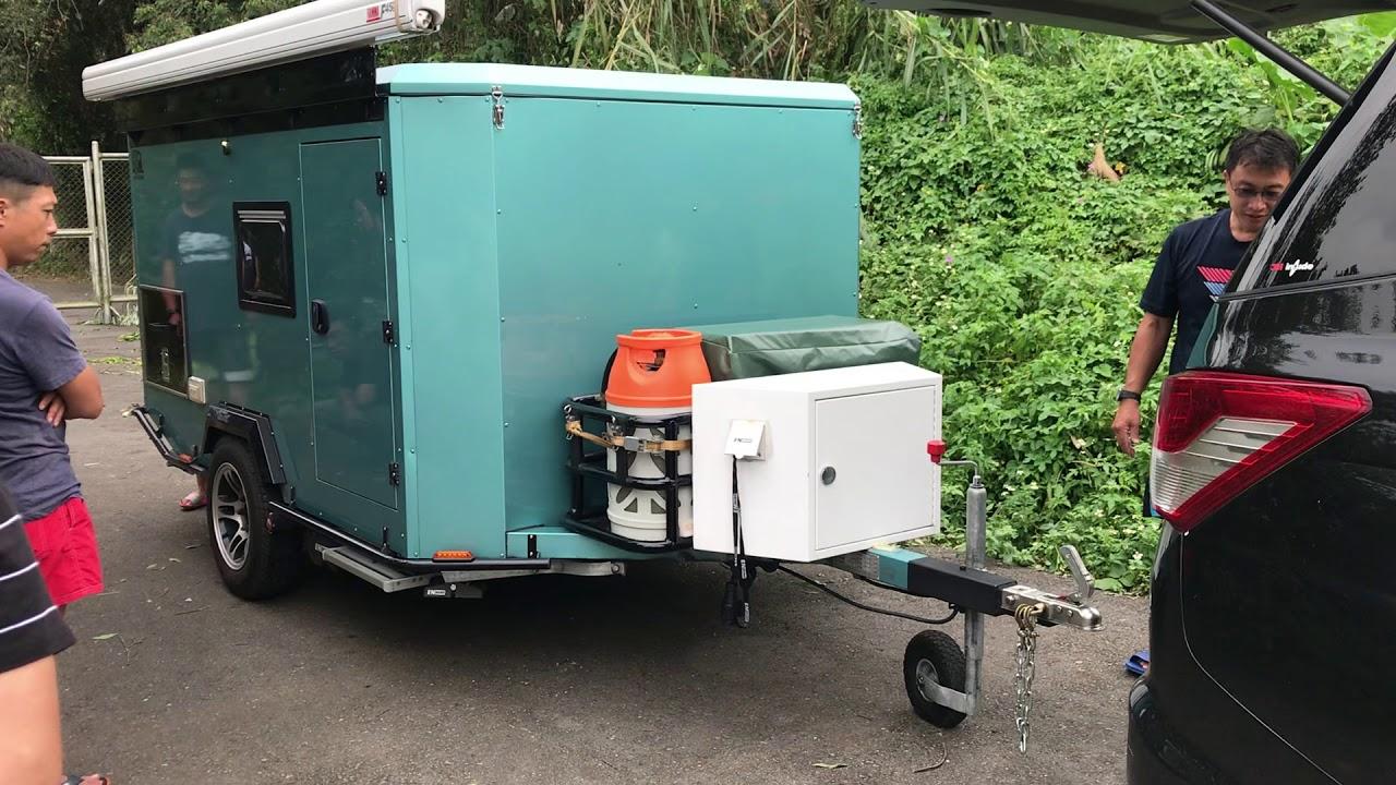 可樂屋露營拖車 - YouTube
