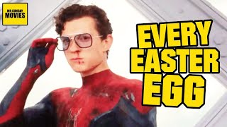 Spider-Man: Far From Home - All Easter Eggs