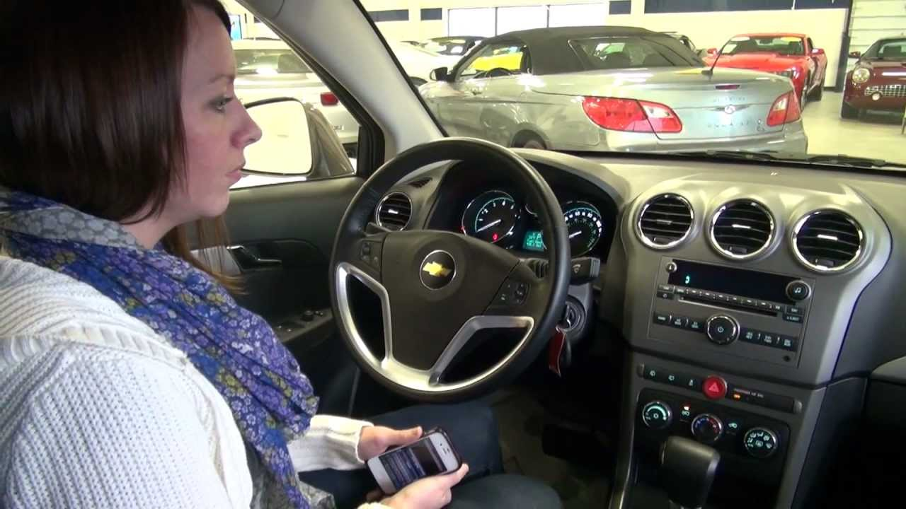 How to Connect (Pair) a Bluetooth phone to a GM, Chevrolet, Cadillac Vehicle - YouTube