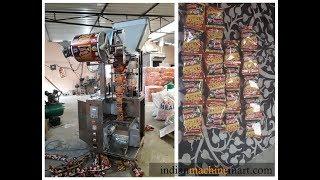Pneumatic pouch packaging machine - Indian Machine Mart