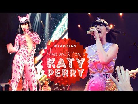 #karolNY: Uma noite mágica no show da Katy Perry