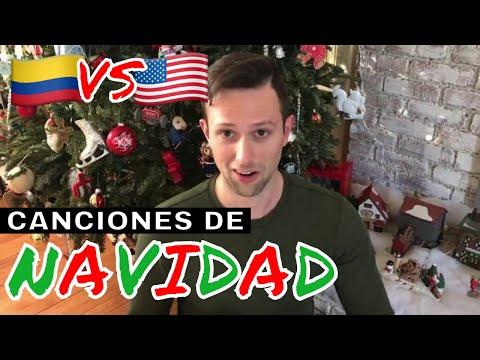 NAVIDAD: Colombia vs USA
