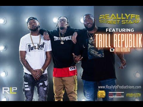 ESG introduces Trill Republik, linking with DJ Screw, Lil Flip notebook  | #ReallyfeStreetstarz