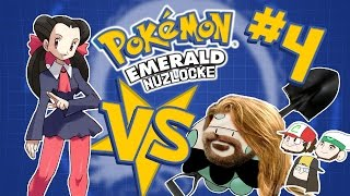 Pokemon Emerald NUZLOCKE Part 4 | TFS Plays