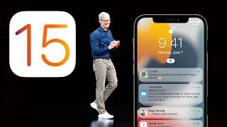 iOS 15 OFICIAL, todos los DETALLES que debes saber 📲