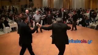 Τρίκαλα Αρματολικό ετήσιος χορός Μορφωτικού Συλλόγου Απανταχού Αρματολικιωτών μέρος 3ο 5 1 2019 thumbnail