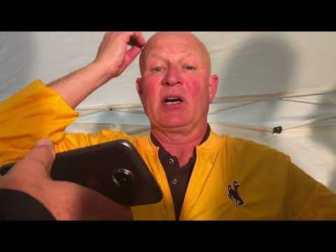 Wyoming head coach Craig Bohl discusses San Jose State loss