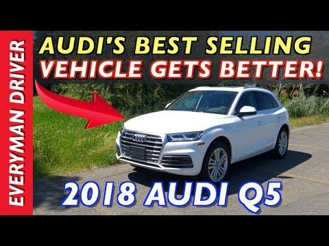 Насколько оправдана цена Ауди Q5 подробный обзор