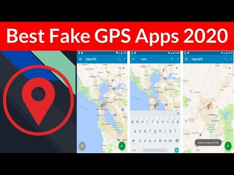 Best Fake GPS Apps For Android