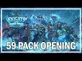 Hearthstone: Knights of the Frozen Throne 59 Pack Opening
