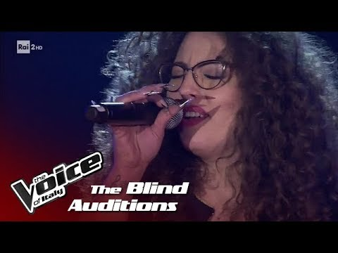 "Ylenia Aquilone ""Addicted to you"" - Blind Auditions - The Voice of Italy 2018"
