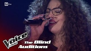 "Ylenia Aquilone ""Addicted to you"" - Blind Auditions #1 - The Voice of Italy 2018"